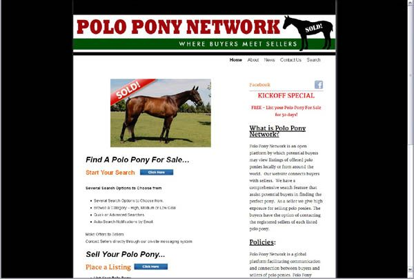 Polo Pony Network