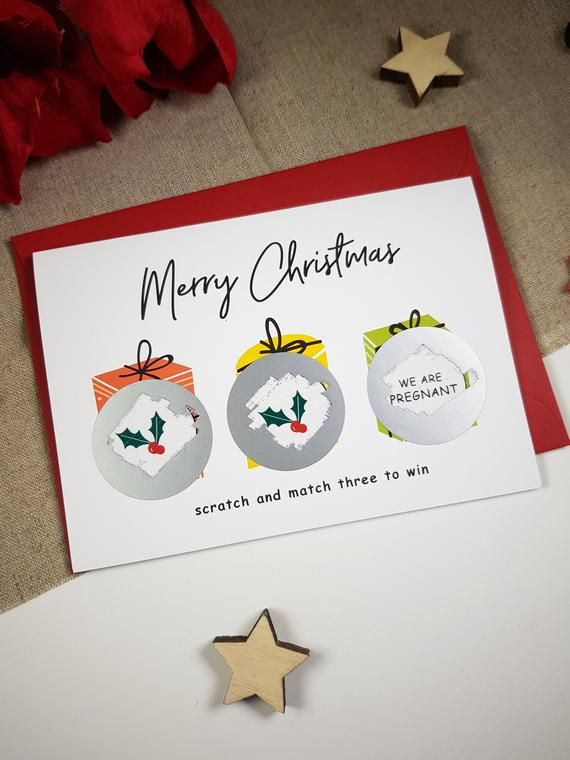 Pin On Diy Christmas Cards