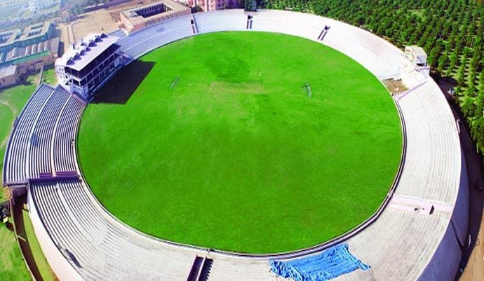 The Ocean Of Generosity Of The Murshid E Kamil Is Unfathomable Shah Satnam Ji Cricket Stadium Is A Feat Which Leaves Everyone Wonderstruck A St Stadium Satnam