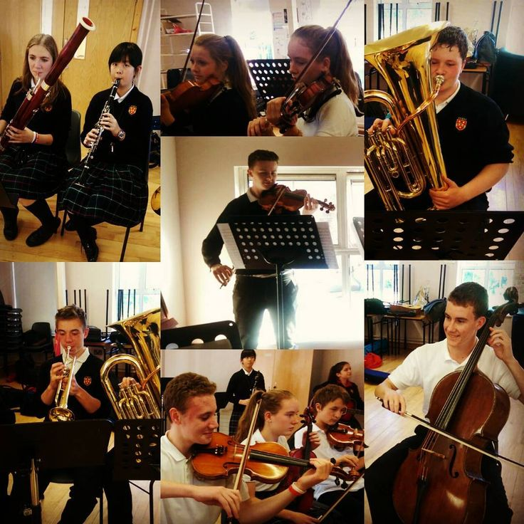 The High School Dublin -  Love music? Join our orchestra!