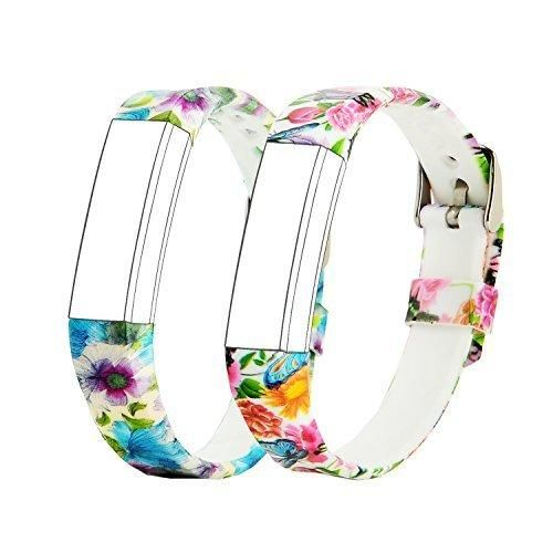 For Fitbit Alta TreasureMax Replacement Band with Watch Buckle for Fitbit Alta/ Fitbit Alta Bands/ Fitbit Alta Wristband/ Fitbit Wristband/ Fitbit Alta Accessory Band/ Fitbit Alta band (No Tracker)