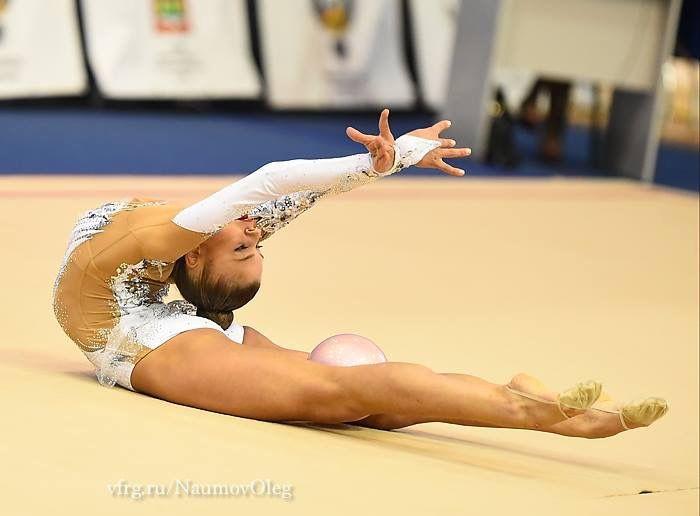 Alexandra  SOLDATOVA (Russia) ~ Ball @ Russian National Championship in Penza 2017     Oleg Naumov.