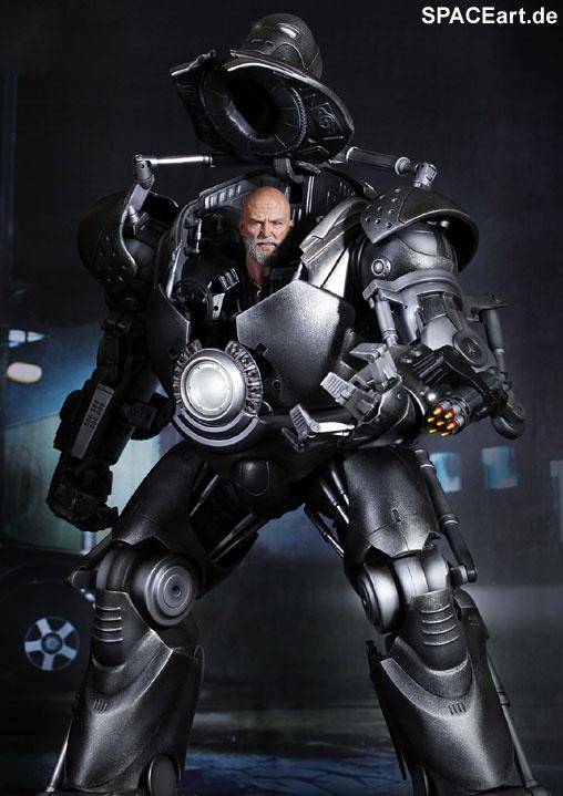 Iron Man: Iron Monger - Deluxe Figur, Fertig-Modell, http://spaceart.de/produkte/irm002.php
