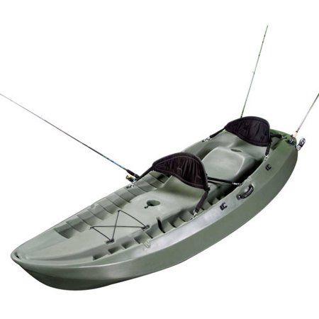 Lifetime Sport Fisher Angler 100 Kayak Paddles And 2 Backrests