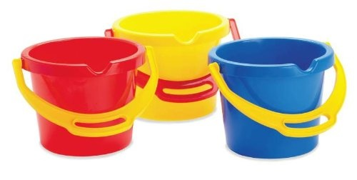 Dantoy Sand and Water Play Bucket – 8 1/2 diameter « Delay Gifts
