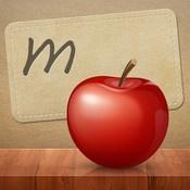FlipCards:  je jednoduchá aplikace na učení a trénování paměti. Základem je oboustranná kartička, na jednu stranu napíšeme otázku a na druhou odpověď. Jistě jste tuto metodu sami někdy využili např. při výuce slovíček.  V aplikaci si můžete vytvářet vlastní sady karet, vkládat obrázky, psát text a měnit barvu kartiček.