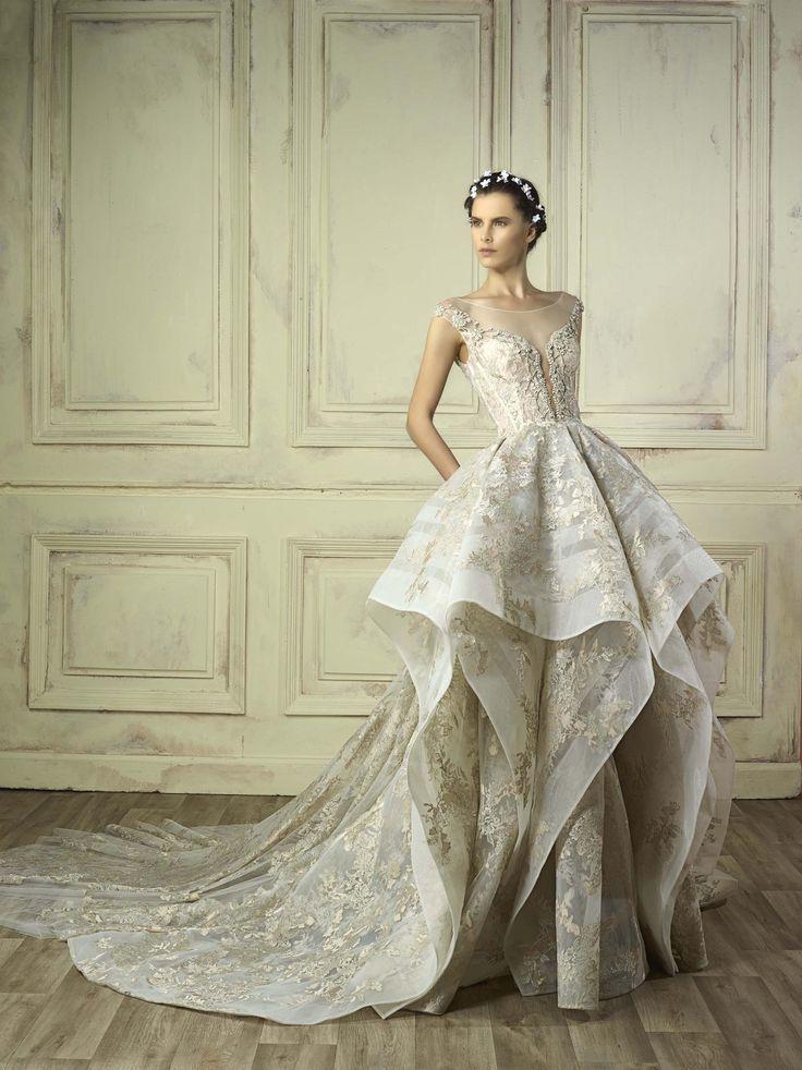 2018 wedding dresses   Gemy Maalouf 2018 Wedding Dresses - Arabia Weddings