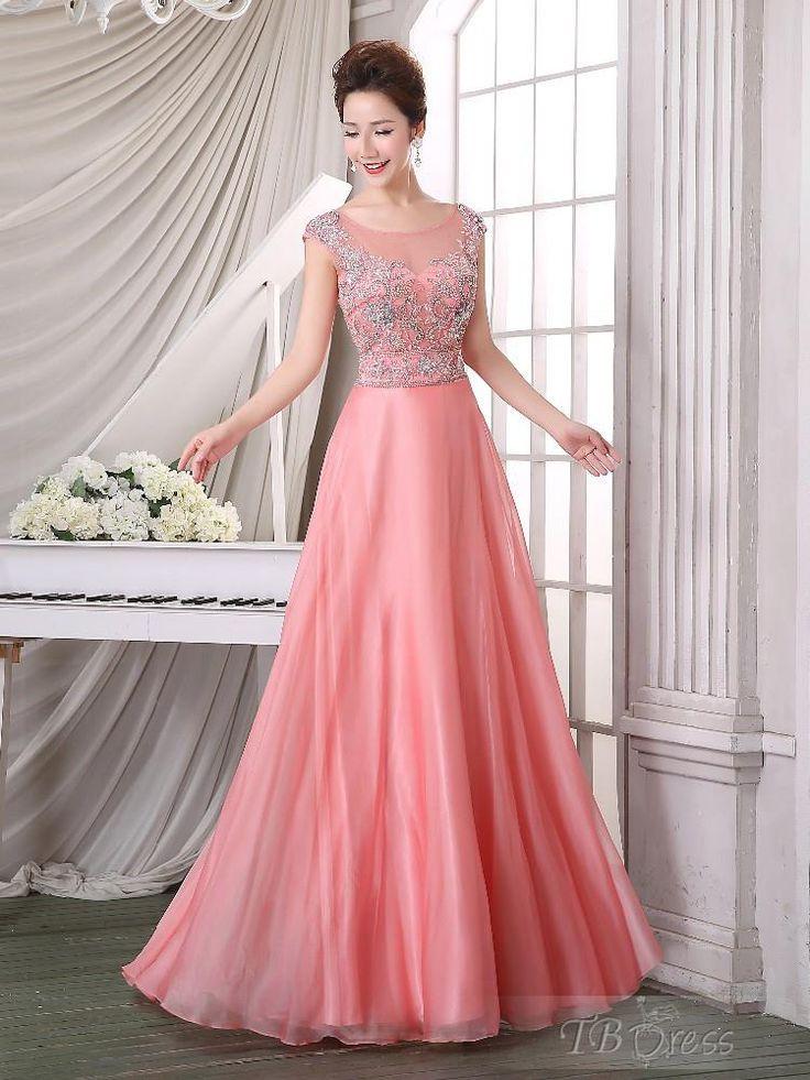Mejores 544 imágenes de Dresses en Pinterest | Vestidos de boda ...