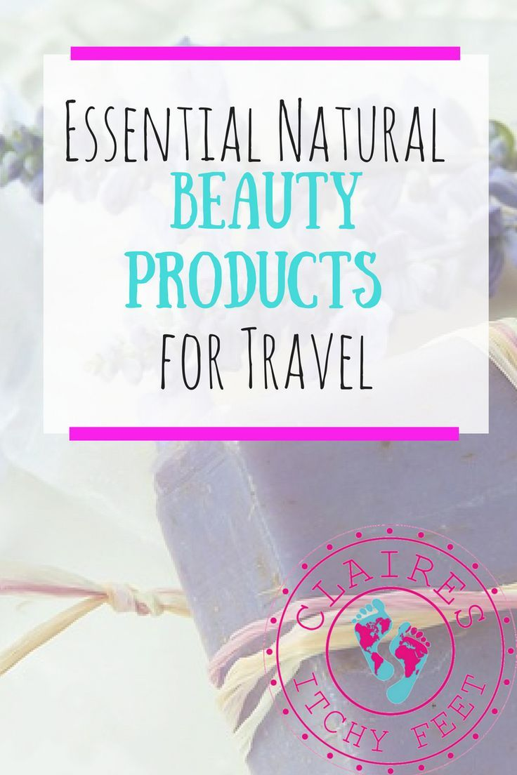 If you are a conscious traveler or even just a conscious person in general, you may be looking for some alternatives to replace your old beauty products. After reading one too many stories about deodorant being linked to breast cancer and getting fed up of reading palm oil in the ingredients of my products I stopped buying mass-produced chemical laden products and instead went in search of more natural alternatives.