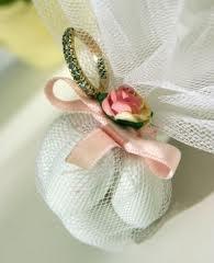 Beautifully presented wedding favour #weddingfavours