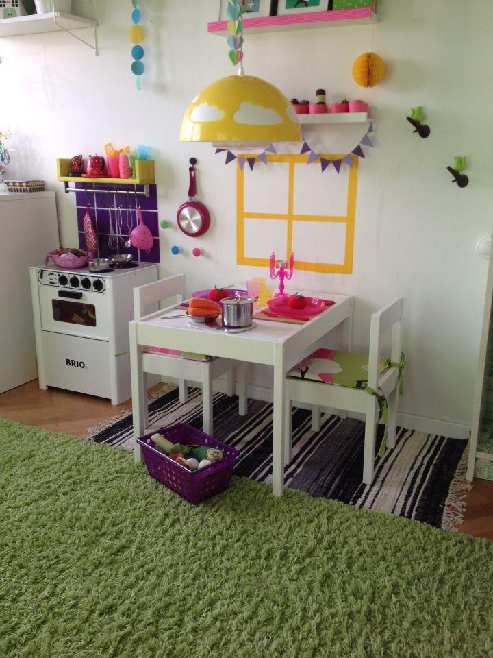 Kids room/barnrum
