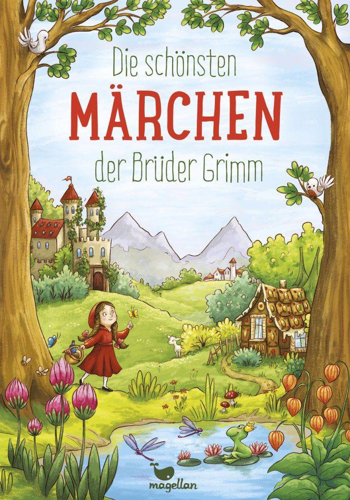 Es Waren Einmal Die Wunderbarsten Marchenbucher Der Bruder Grimm Mama Und Die Matschhose Grimm Marchenbuch Kinder Marchen
