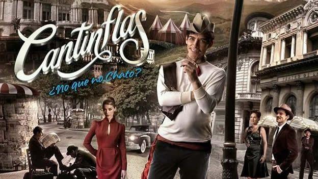 La nueva pelicula de Cantinflas.