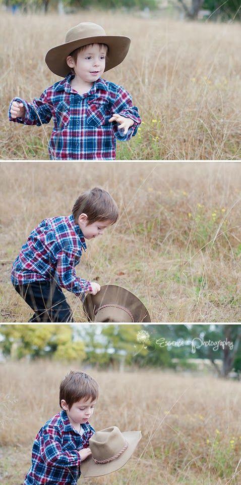 Essence Photography: Little Cowboy