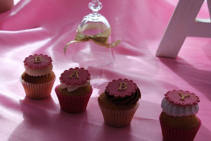 De jolies mini cup cakes