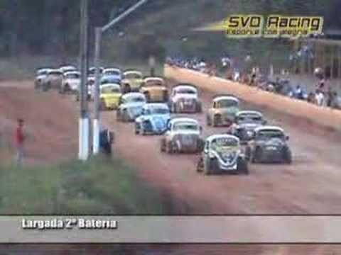 BAJA BUG DIRT TRACK RACING   SVD Racing - 1º Etapa Copa Sul de Fusca Cross - YouTube