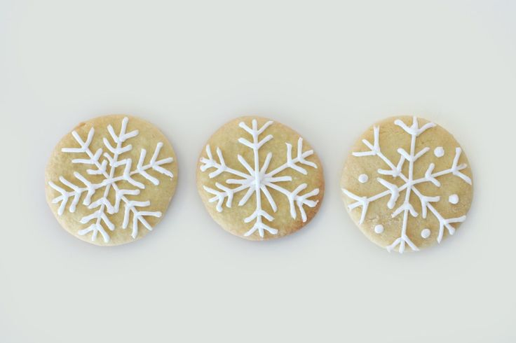 How To Make Snowflake Christmas Cookies. We create beautiful things from paper, join us and become inspired!