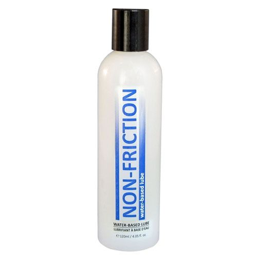 Non-Friction Lube ! BEST SELLER ! Made In Canada ! Water Based, Hypoallergenic, Glycerine Free, Paraben Free (JELLY THICKNESS) not runny. Great for Boy Toys, Anal & vaginal ... BEST LUBE OUT THERE ! 4oz $20, 8oz $30. SAFE for ALL SEX TOYZ .. Stays where you put it. Not runny. EASY CLEAN UP. Always In Stock in Store.