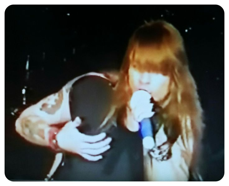 Axl Rose, live at St. Luis