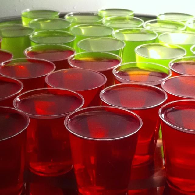 Best 25+ Vodka Jelly Shots Ideas On Pinterest