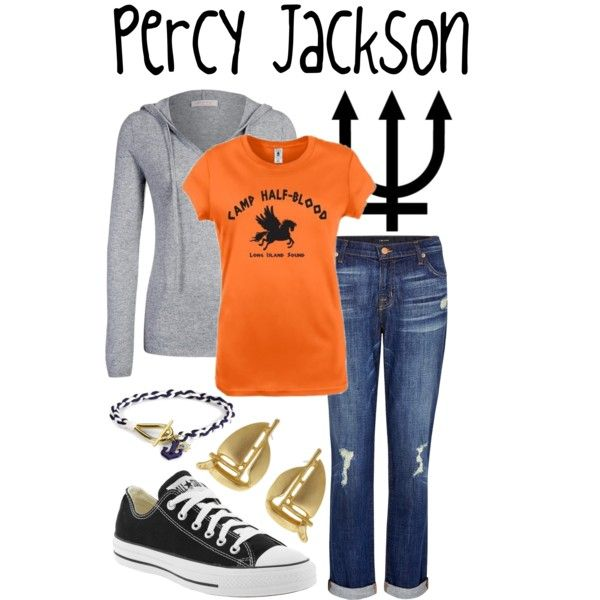 how to make an annabeth chase costume