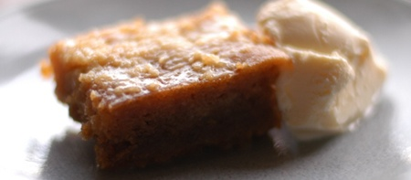 Malva Pudding...a true South African favourite