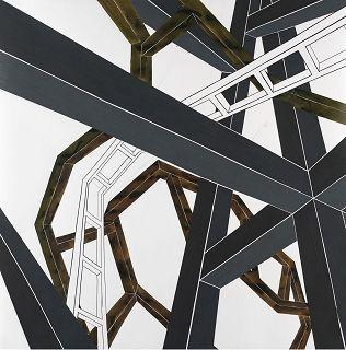 Nicola Lopez- The Space Between  #Urban #Art #2015 #Under35 #ZB