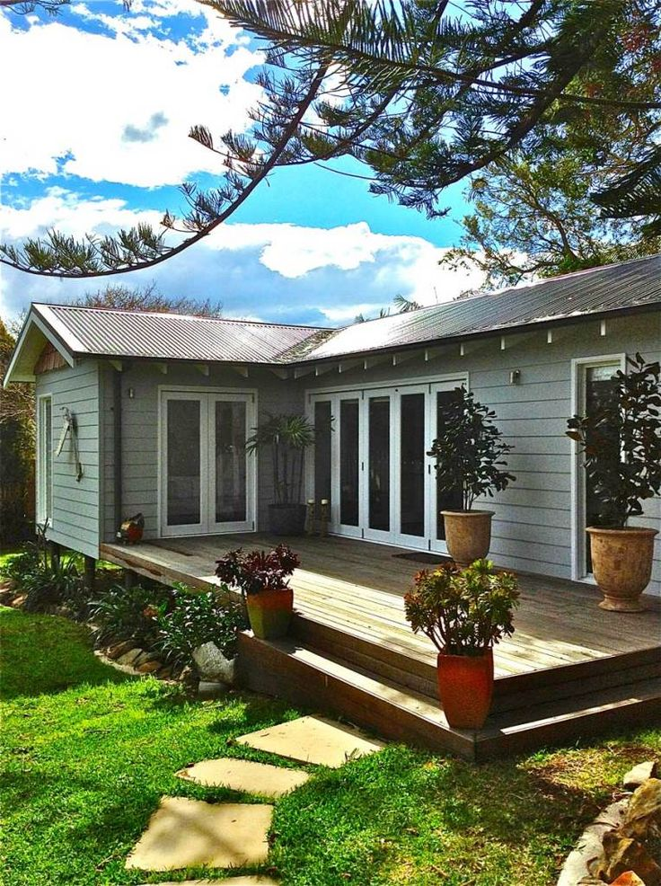 Backyard Cabins | GRANNY FLATS  ~ Great pin! For Oahu architectural design visit http://ownerbuiltdesign.com