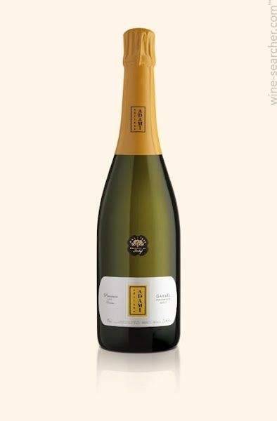 Adami Garbel Prosecco Treviso Brut prosecco to keep on hand for summer