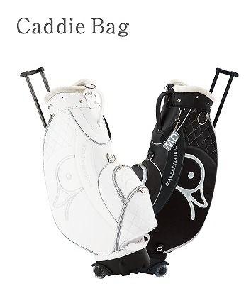 MANDARINA DUCK マンダリナダック ゴルフバッグ レディース MGB-013 キャスター付きキャディバッグ【楽天市場】