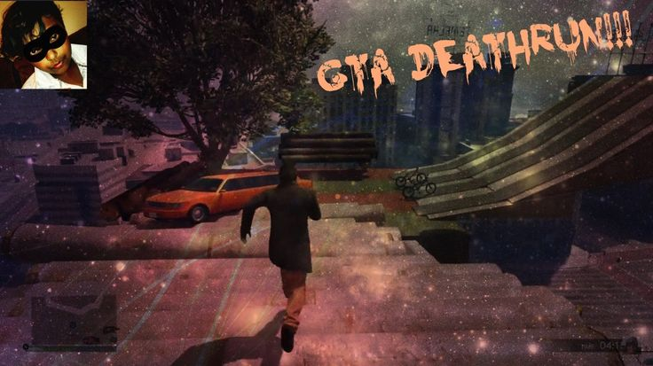 Gta Online: Garry's Mod Deathrun (Funny Moments)