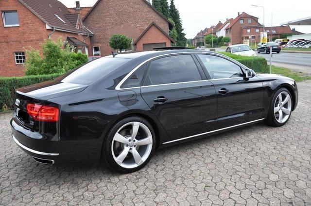Audi A8 L W12 6.3 quattro