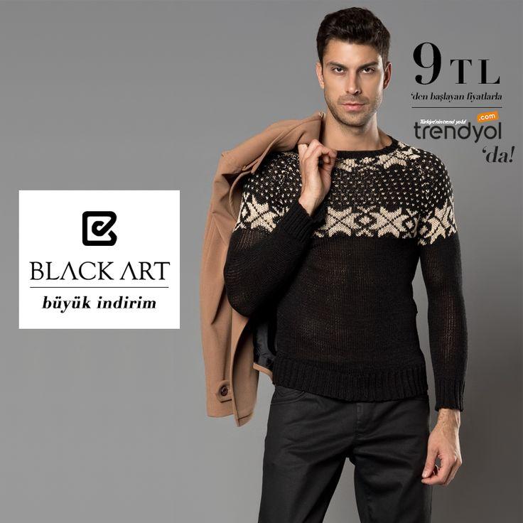 Black Art Fashion Türkiye'nin Trendyol'unda! Büyük İndirim Fırsatı Başladı!  #blackart @trendyolcom   da  #Turkiyenin #trendyolu #fashion #moda #mens #men #erkek #erkekgiyim #giyim #triko #kaban #style #gomlek #pantolon #takim #elbise #ayakkabi #istanbulfashion #fashionist #ankarafest #modafest #modalike #instagram #turkey #ankara #izmir #istanbul #erzurum #bursa #antalya #adana #hepsibumarkada #bumarka #dunyamarkasi http://goo.gl/1uodQp