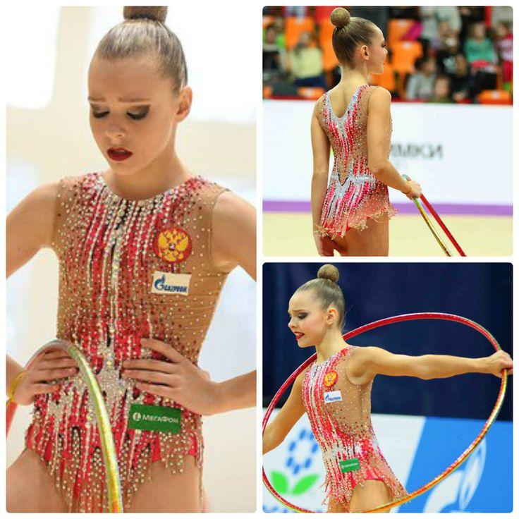 Polina Shmatko (Russia), hoop 2016