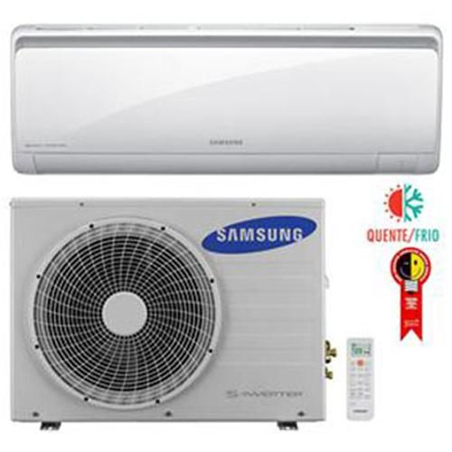 Ar-Condicionado Split Samsung Smart Inverter Quente/Frio 9.000 BTUs com Filtro Full HD e Virus Doctor - 220V