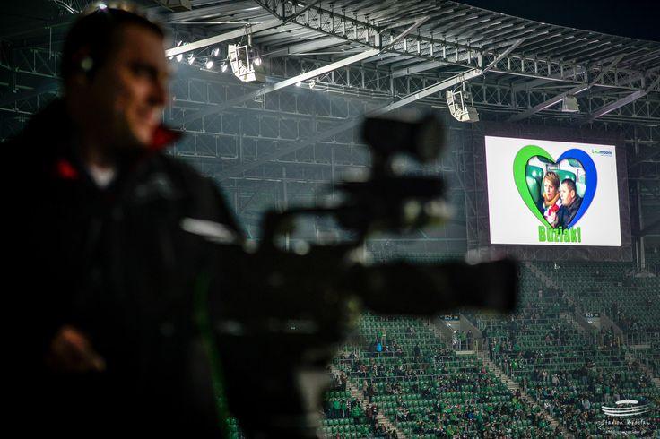 #Lycamobile kiss na #StadionWroclaw
