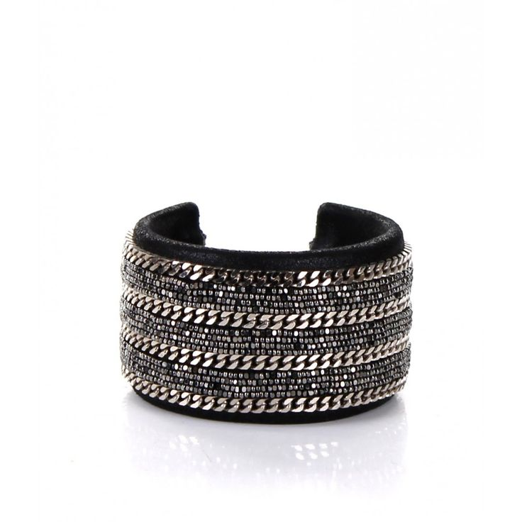 Marie Laure Chamorel Cuff Was: £220 Now:  £70 www.covetique.com/accessories-1/jewellery/marie-laure-chamorel-chain-cuff-silver-17153.html?___SID=U