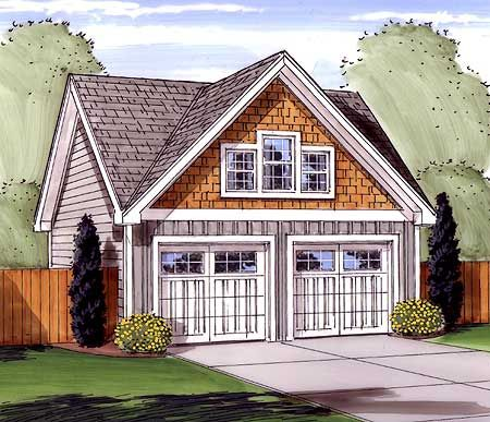 21 best detached garage images on pinterest driveway Garage apartment design ideas