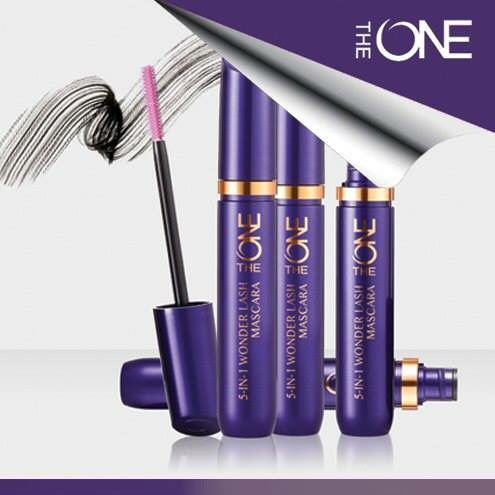 The One 5-in-1 Mascara  1 sold every 4 seconds!