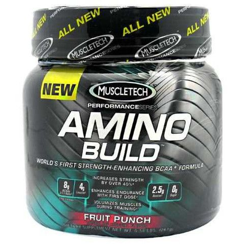 MuscleTech Amino Build - Best supplement to lose your weight ()