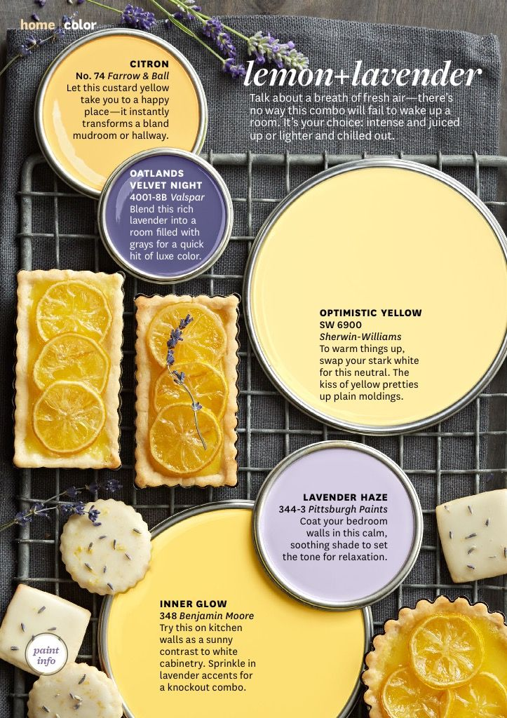 Top 25 best lavender kitchen ideas on pinterest for White paint going yellow