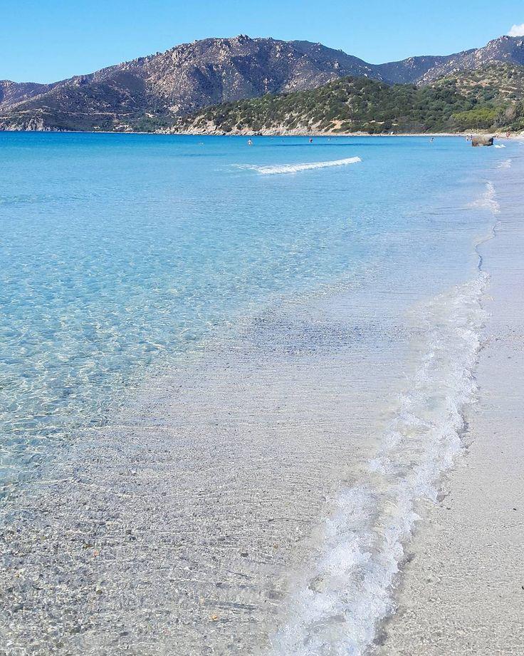Villasimius.. spiaggia    di Campulongu...    Very very good....!!!!!