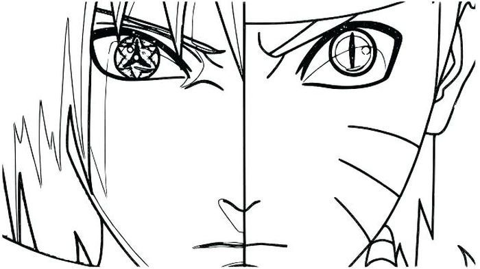Coloring Pages Naruto Vs Sasuke Coloring Pages Chibi Coloring Pages Naruto Vs Sasuke