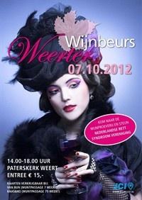 #Weerter Wijn beurs org. Junior Kamer 07-10-2012!
