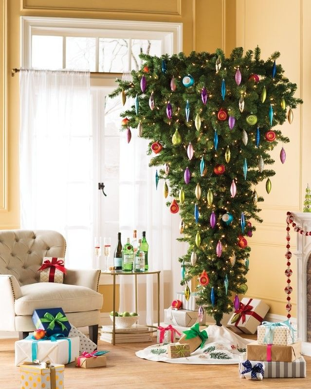 The Upside Down Christmas Tree All Your Questions Answered