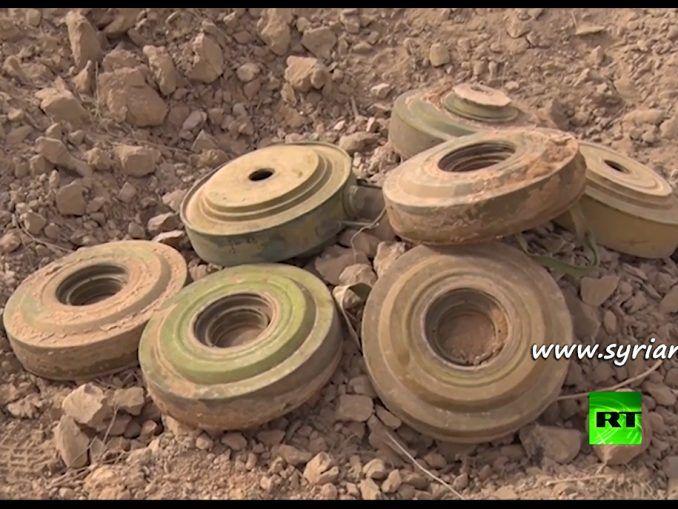 #Russia n Sappers Start Demining #DeirEzzor Facilities:  http://www.syrianews.cc/russian-sappers-demine-deir-ezzor/ #Syria #ISIS #AlQaeda #FSA #Nusra #CIA #SAA #IED #Explosives