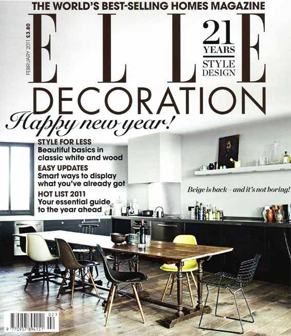 Elle Deco cover Home Pinterest Deco and Chairs