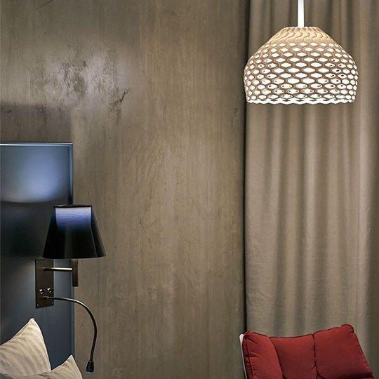Tatou S: Discover the Flos suspended lamp model Tatou S