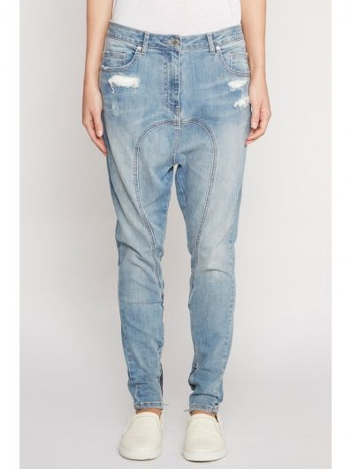 Harper Drop Crotch Jean