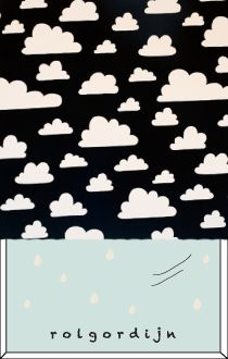 Rolgordijn in diverse kleuren via Mini & Co
